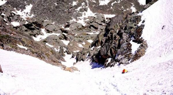 Classic Ski Descents